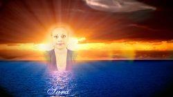 Sara's Magical Sunset
