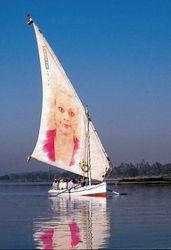 Sara's Romantic Sailer