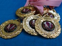 Medals Nov 2013