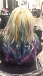 Bold Joico Blue/Purple