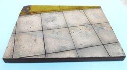 """11x14"""" diorama base"""