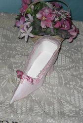 High Heel Shoe Favor Gift Box Decor