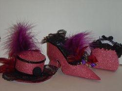 """Red Hatter's"" Gift Set"