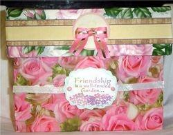 Friendship Garden Stationary Gift Set