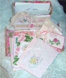Friendship Garden Stationary Gift Set -2