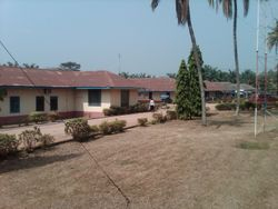 Our Hospital Compound