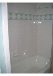 Bathtub/Shower enclosure