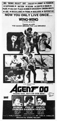 1981 - Agent 00 (Liliw Productions)