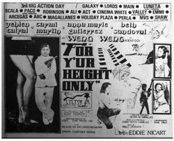 1981 - For Y'ur Height Only (Liliw Productions)