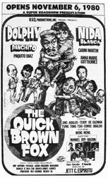 1980 - The Quick Brown Fox (RVQ Productions)