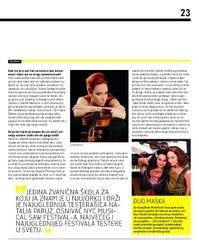 Intervju za City magazin 2