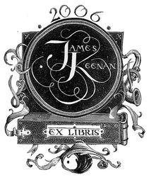 Ex libris James Keenan