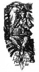 Ex libris Sergey Brekhov