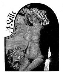 Ex libris A.Zelle