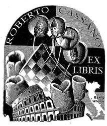 Ex libris Roberto Cassano