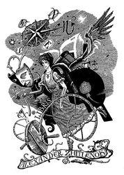 Ex libris Alexander Zhitlenok