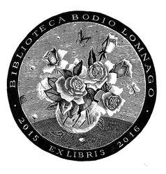Ex libris Biblioteca Bodio Lomnago