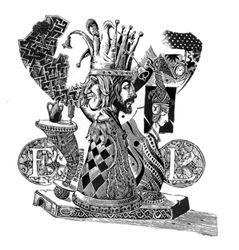 "Ex libris Felix Busher ""Chess"""