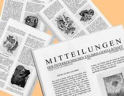 Austrian Ex libris magazine. 2005