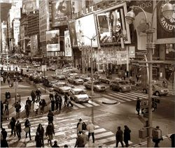New York. Time Square. 2010