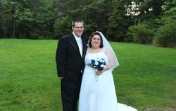 Sept., 2013 Josh and Brittney