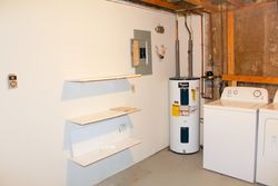 Storage/Laundry Room View