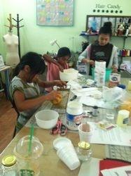 Arts & Crafts Camp