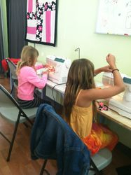 Kids Sewing Camp
