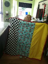 Kids Quilting Camp
