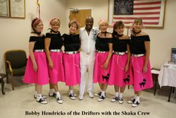 Shaka Crew and Bobby Hendricks