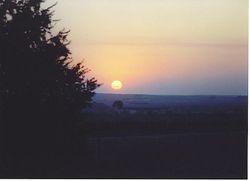 Sunset--10-03
