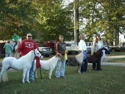 Darren, Nicole, Cozetta, and Wendy