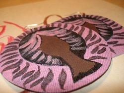 Soft-n-Pink Natural Sista Earrings