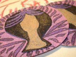 Pink-n-Purple Natural Sista