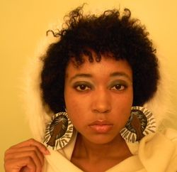 Rockin' The Natural Sista Earrings
