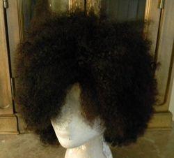 Natural Sista! Kinky Curly Wig