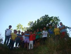 pembaptisan 2010 - Pst Timar lagadan