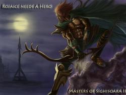 Rojaice Needs a Hero