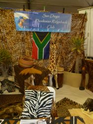 Best Decorated Booth Winner 2012