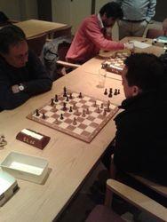 Arnout vs Bernard