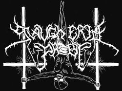 Slaughtered Priest's second logo