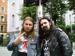 Ungod with Grutle of Enslaved