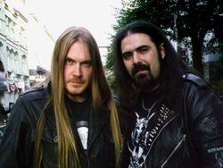Ungod with Nocturno Culto of Darkthrone