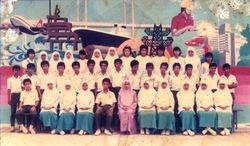 Kelas 4A1 (1986)