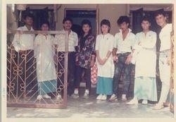 Rumah Cikgu di Karai