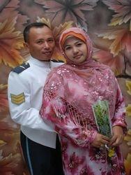 Jamal &  Wife
