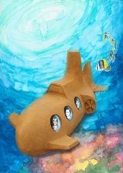 adventure of Yellow Submarine