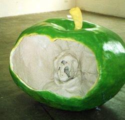 very forbidden apple