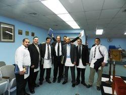 New Master Masons April 2012