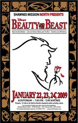 2008-2009 Beauty and the Beast